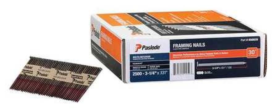 Framing Nails L PK2500 11 ga 3 in