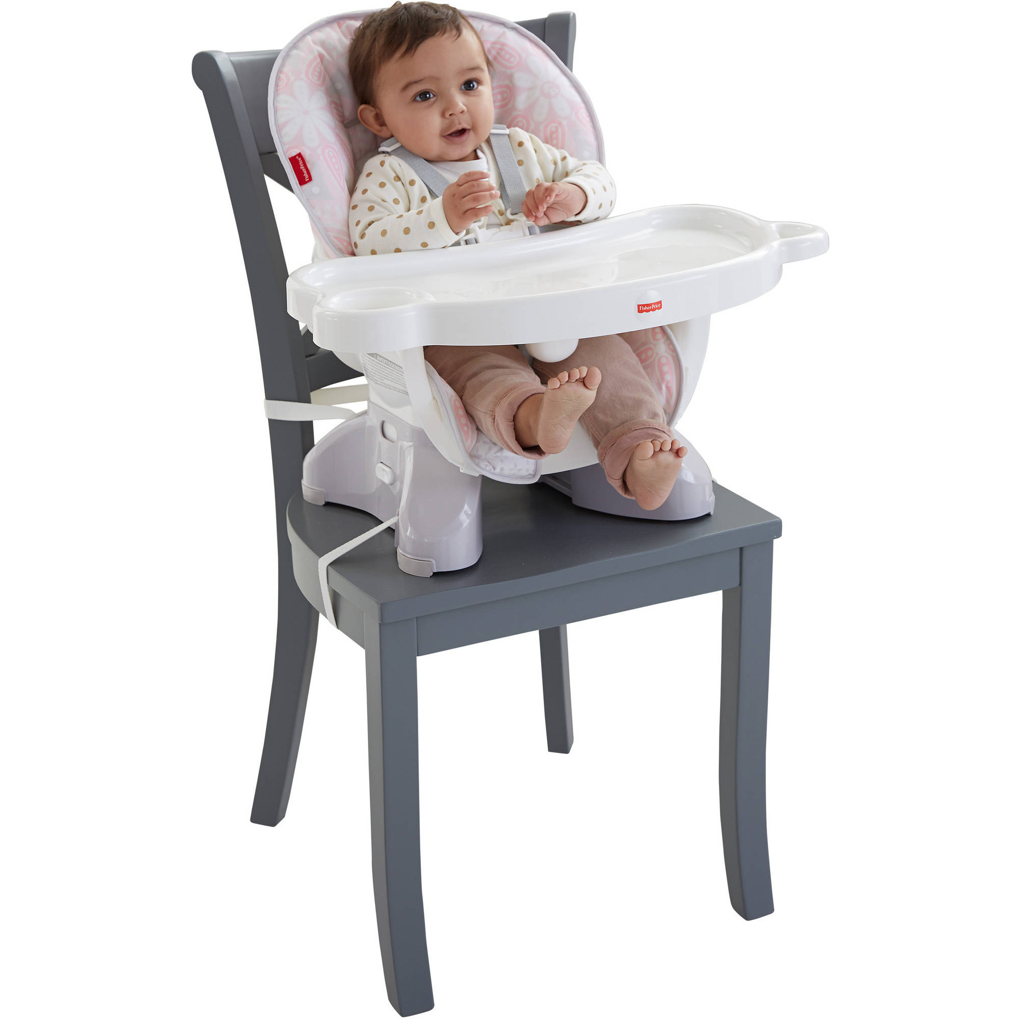 Fisher Price SpaceSaver High Chair Walmart