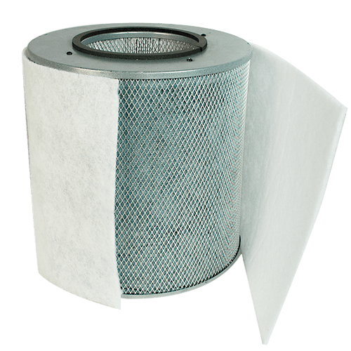 Austin Air Healthmate Jr(HM200) Replacement Filter w/ Prefilter (FR200) - White VM-H82N-CJM3