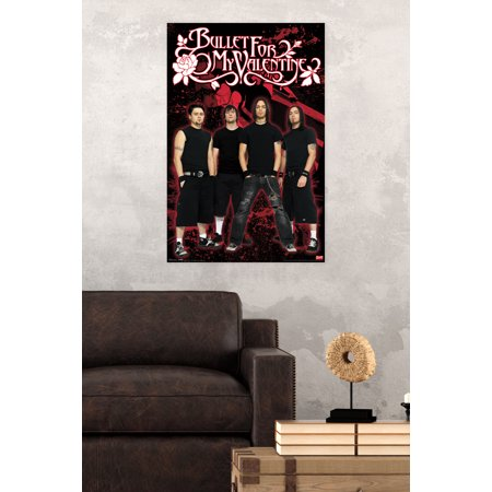 Trends International Bullet For My Valentine Wall Poster 22.375