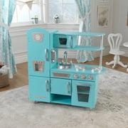 Kidkraft Vintage Play Kitchen Blue Walmart Com