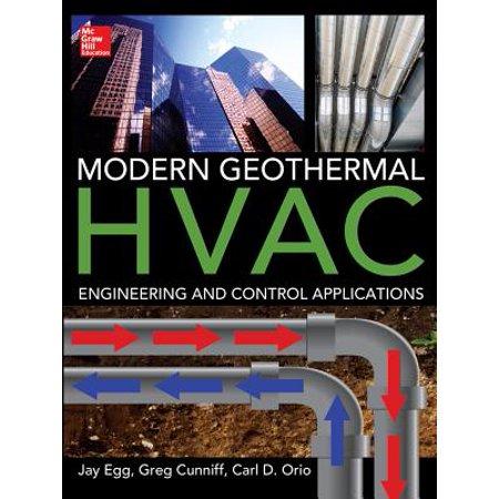 Modern Geothermal HVAC Engineering and Control