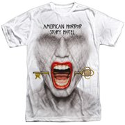 American Horror Story Fear Face Mens Sublimation Shirt