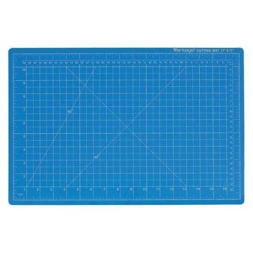 24 Self-Healing Cutting Mat, Blue ,Vantage, 10692