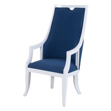 Mercer41 Wickersham Arm Chair