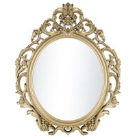 c3c36e7a4614 Product Image Better Homes   Gardens Ornate Baroque Wall Mirror. Product  Variants Selector. Gold