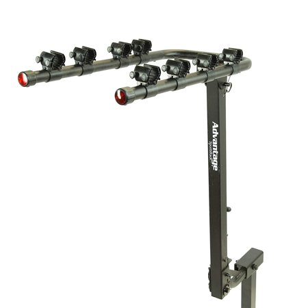 Heininger Advantage SportsRack TiltAway 4 Bike Hitch Mounted Rack