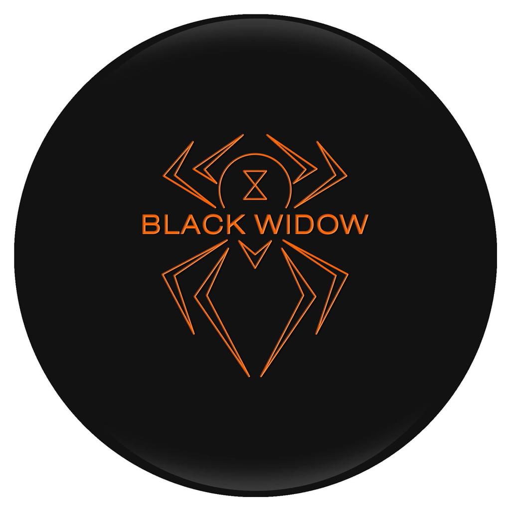 Hammer Bowling Black Widow Urethane Bowling Ball (13lbs)