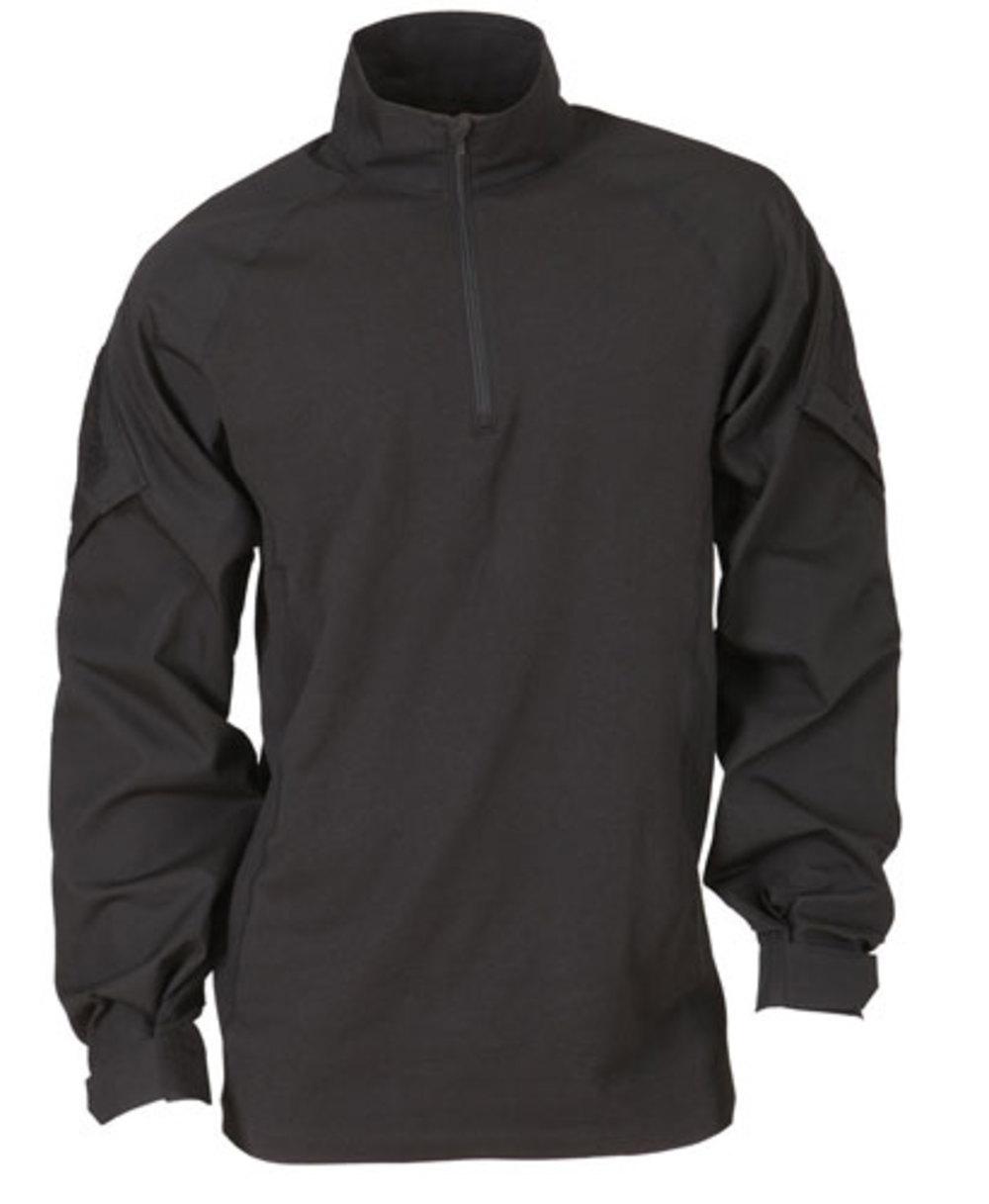 Rapid Assault Shirt, Black by 5.11 Tactical