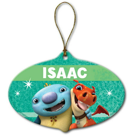Personalized Wallykazam Christmas Ornament - Best