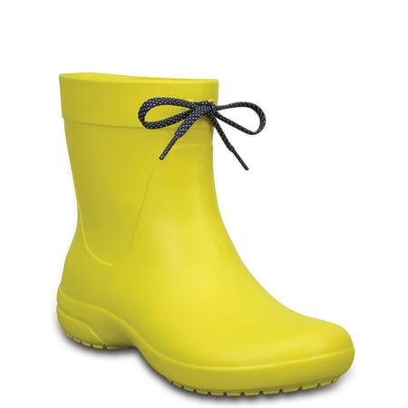 Crocs Women's Freesail Shorty Rainboots
