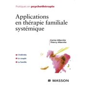 Applications en thérapie familiale systémique - eBook