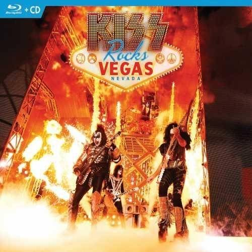 Kiss Rocks Vegas (Blu-ray/CD)