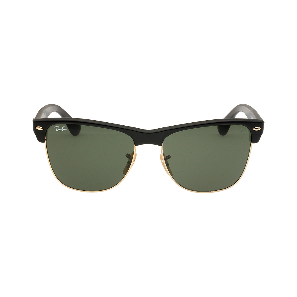 Ray-Ban Unisex RB4175 Clubmaster Oversized Sunglasses, 57mm