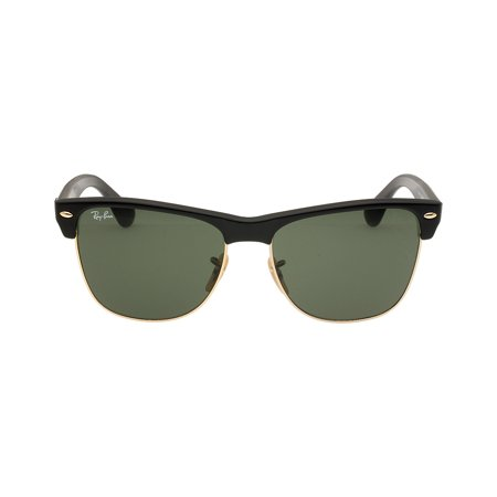 Unisex RB4175 Clubmaster Oversized Sunglasses, 57mm ()