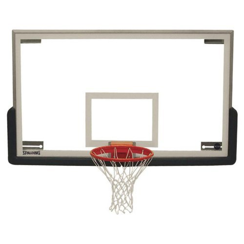 Spalding SuperGlass Collegiate Basketball Backboard