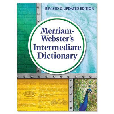 Merriam Webster Intermediate Dictionary