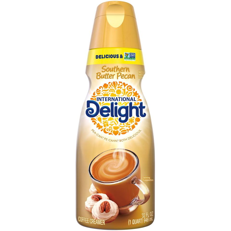 International Delight Southern Butter Pecan Coffee Creamer, 1 Quart