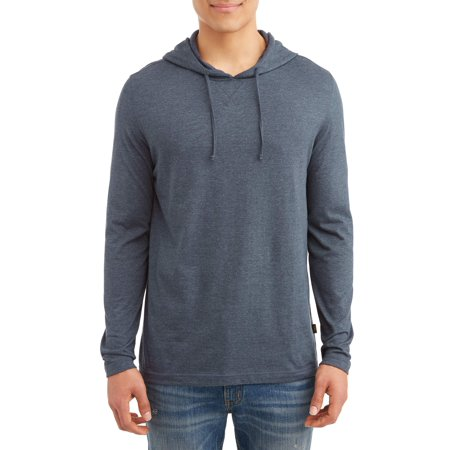 Lee Men's Long Sleeve Solid Pullover Hoodie, Available up to size 2XL - Lee Heavyweight Sweatshirt