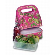 Picnic Plus Savoy 3-Can Lunch Bag