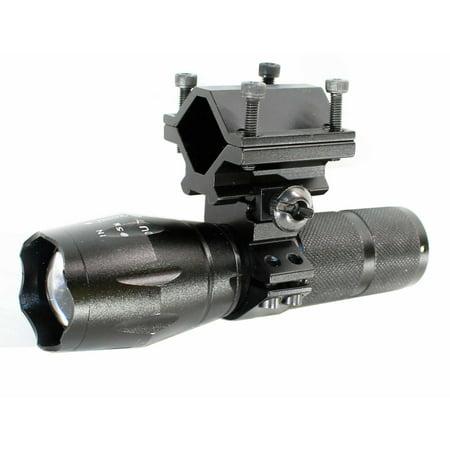 1000 lumen LED Flashlight For Remington 870 Pump.