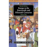 Europe in the Fourteenth and Fifteenth Centuries - eBook