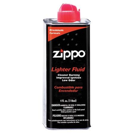 Zippo 4 Oz Lighter Fluid 1 Dozen SKU: 3341 with Elite Tactical (Cigarette Lighter Fluid)