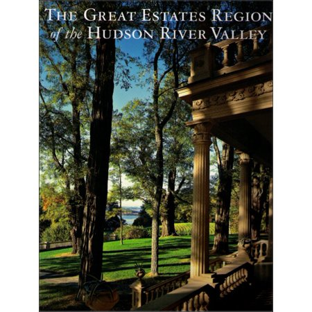 The Great Estates Region of the Hudson River Valley Paperback Book - Halloween Hudson Valley