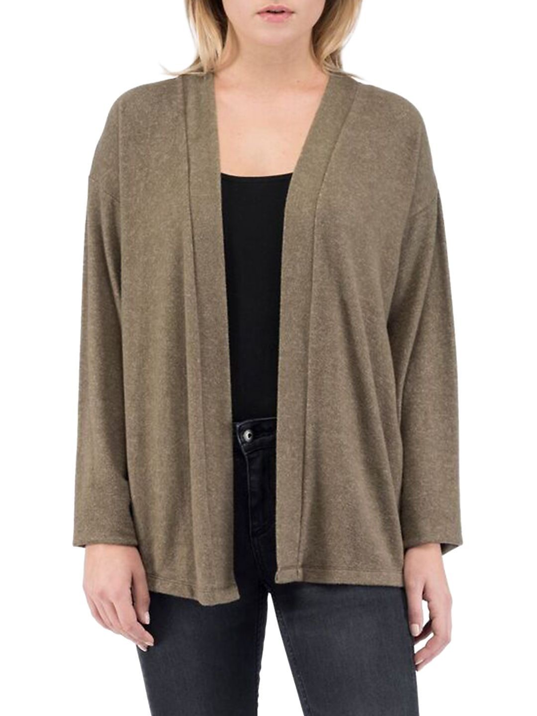 Adele Cinched-Back Cardigan