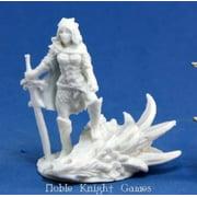 Bones: Janan, Female Dragon Slayer (1) Reaper Miniatures REM77039