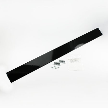 Whirlpool Countertop Stove Parts : Whirlpool W10113902A Range Stove Oven Countertop Filler Black ...