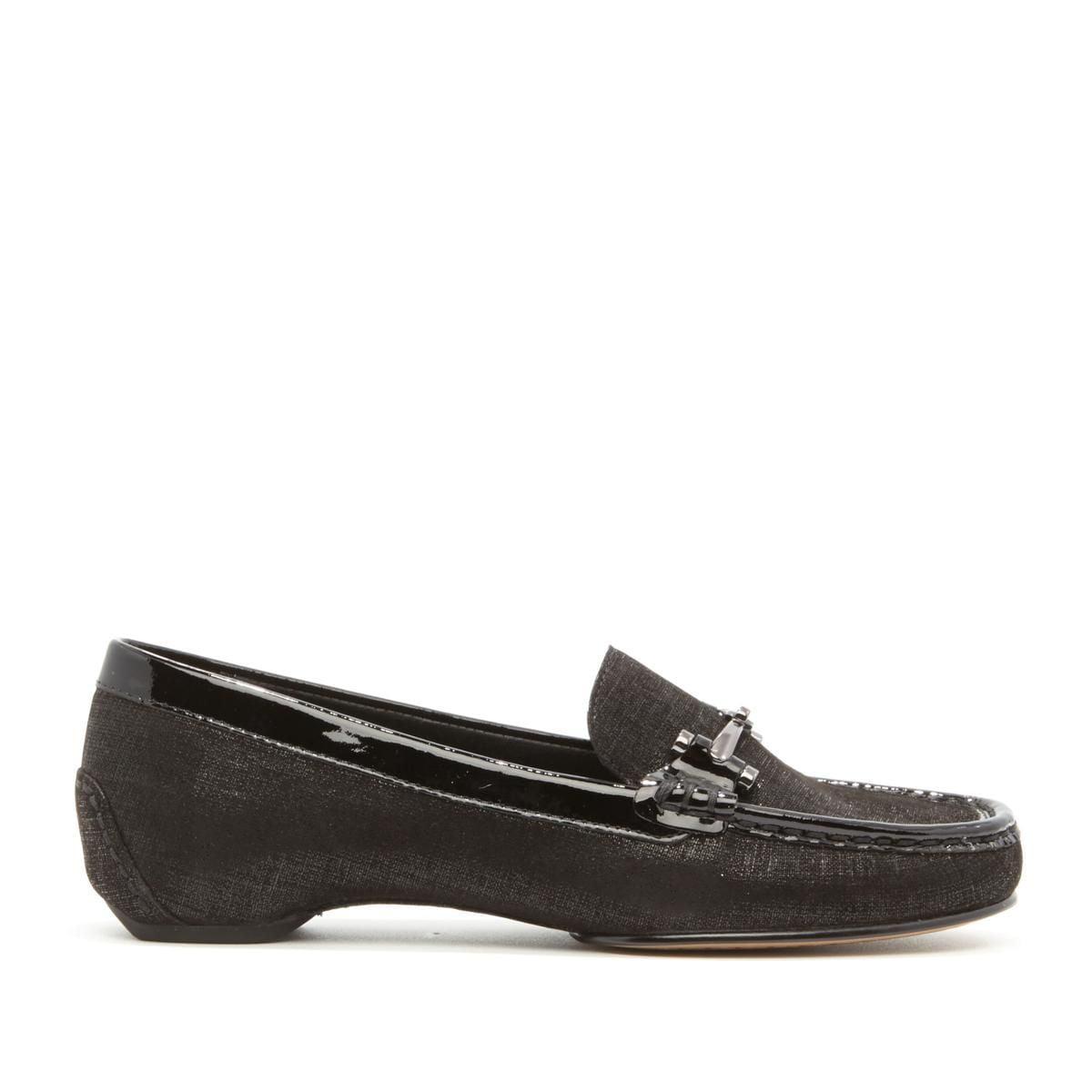 Donald J Pliner Filo Bit Loafer Patent Leather Trim 570-683 by