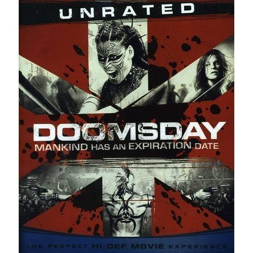 Doomsday (Blu-ray) (Unrated) (Widescreen)
