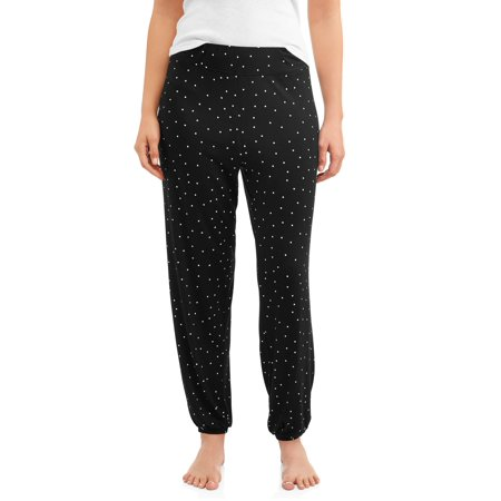Secret Treasures Essentials Women's and Women's Plus Elastic Band Sleep Pant