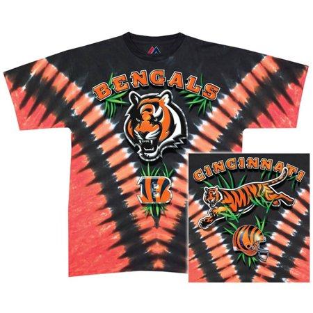NFL-Bengals-Bengals Logo Apparel T-Shirt - Tie Dye - Walmart.com 26df47a3c