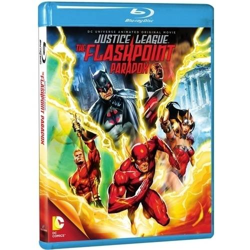 DC Universe: The Justice League - The Flashpoint Paradox (Blu-ray) (With INSTAWATCH) (With INSTAWATCH) (Anamorphic Widescreen)