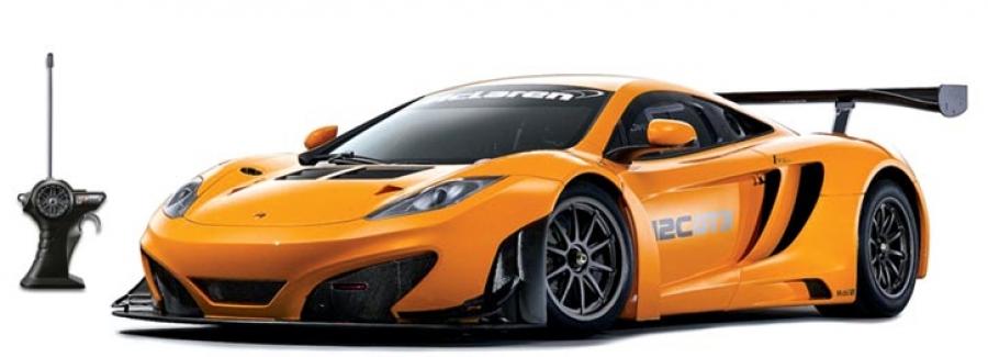 Mclaren MP4-12C GT3 Orange R C 1:24th Maisto by McLaren F1