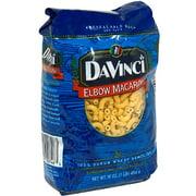 DaVinci Elbow Macaroni, 16 oz (Pack of 12)