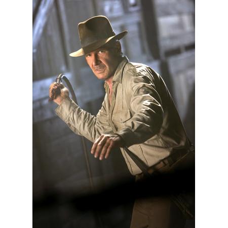 Harrison Ford Poster 24Inx36in Wall Art Indiana Jones Movie Tv Art