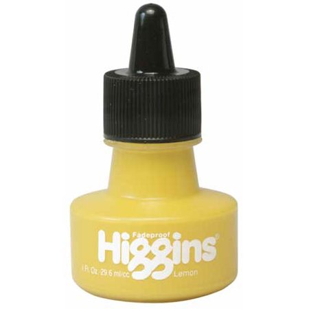 - Higgins Pigment-Based Waterproof Drawing Ink - Magenta