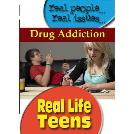 - Drug Addiction in Teens (DVD)