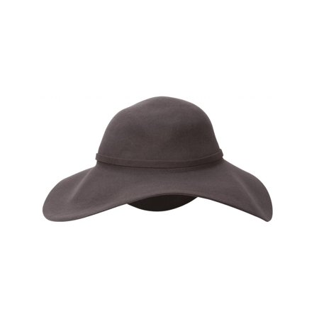 8be975f40 Womens Floppy Wool Hat - Navy