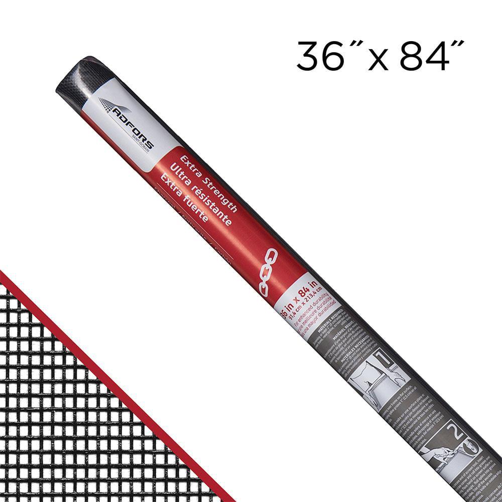 L SAINT-GOBAIN ADFORS FSP8511-U Screen,Steel,24 in W,36 in