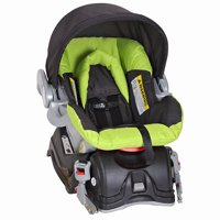 Product Image Baby Trend EZ Flex Loc Infant Car Seat With Base Spring Green