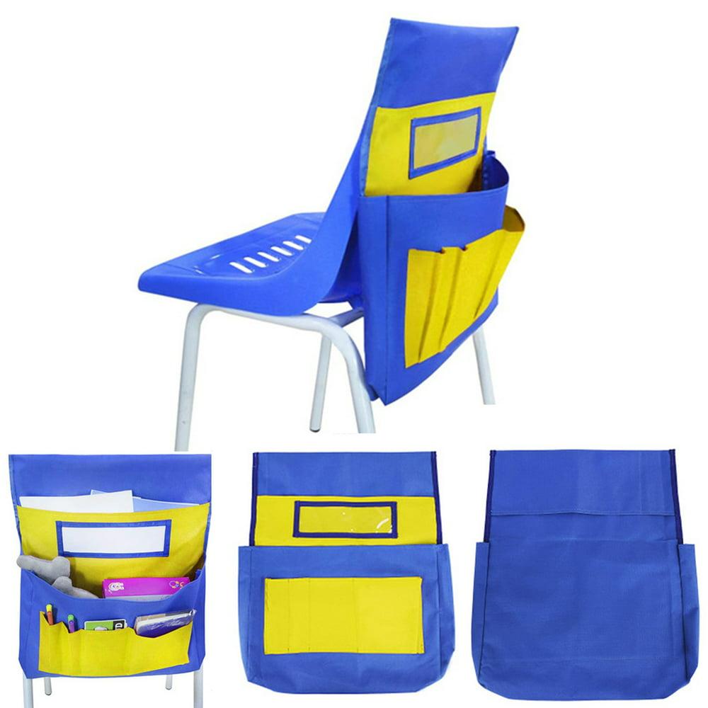 Windfall Chairback Buddy Pocket Chart, Kids School