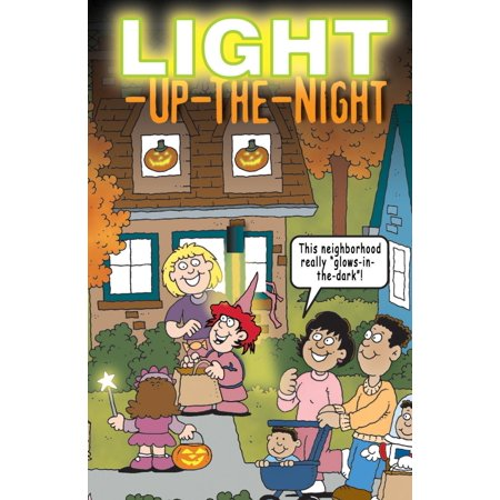 Light Up the Night (Ats) (Pack of 25)