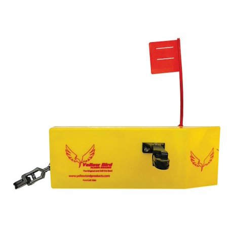 Yellow Bird Planer Board-Port Side Extra Large 12