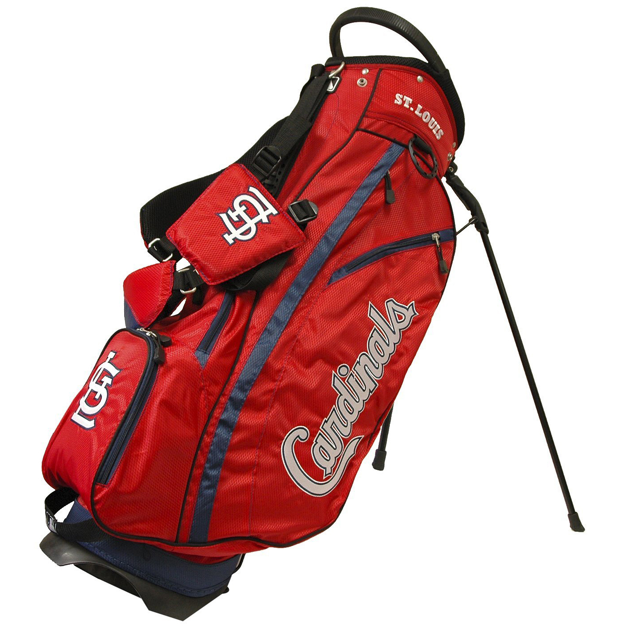 Team Golf MLB St Louis Cardinals Fairway Golf Stand Bag