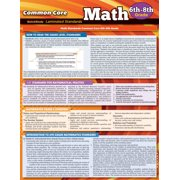 Ccss: Math 6th to 8th Grade (Other)