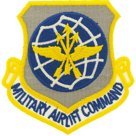 U.S. Air Force Military Airlift Command Patch - Air Command Subdued Patch